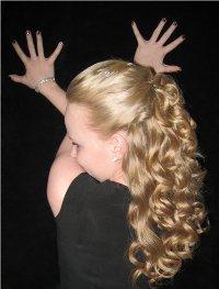 Как сделать прическу для длинных волос