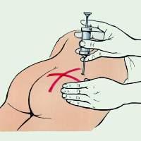 Как правильно делать укол
