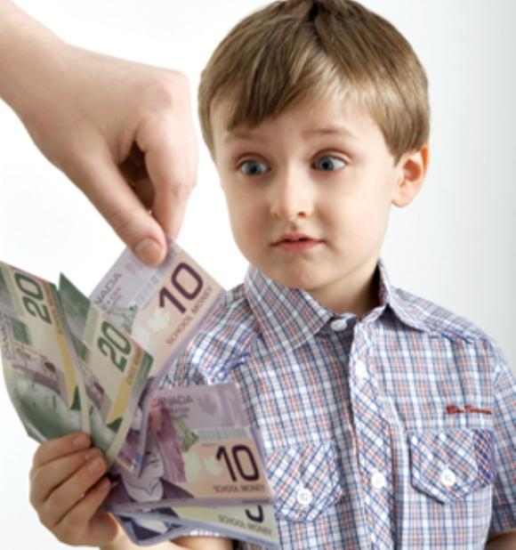 pocket money is bad for children