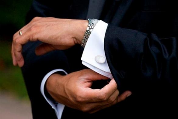 Как правильно носить запонки мужчинам