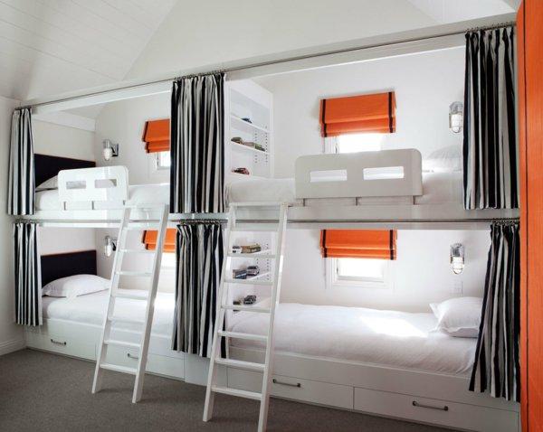 двухъярусные кровати для хостела в москве