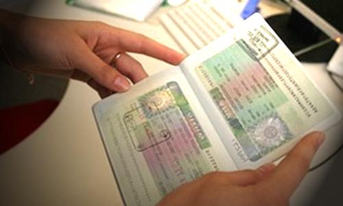 оформить рабочую визу в Россию