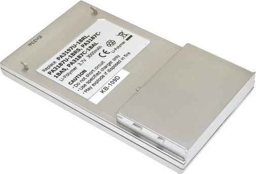toshiba battery